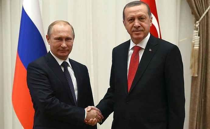 Путин хочет помириться с Турцией